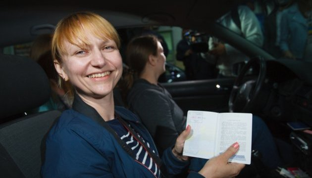 Сотні українців уже перетнули кордони ЄС без віз - МЗС