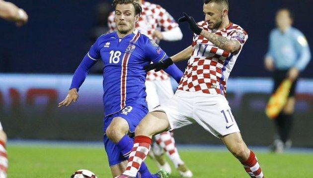 Квалификация ЧМ-2018: Исландия обыграла Хорватию, Турция разгромила Косово
