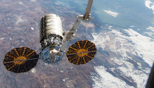 Космічна вантажівка Cygnus згоріла у верхніх шарах атмосфери