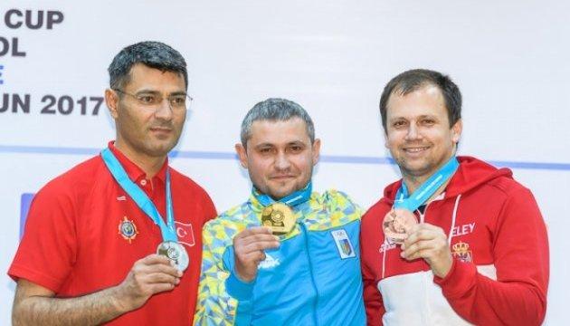 Украинец Омельчук выиграл