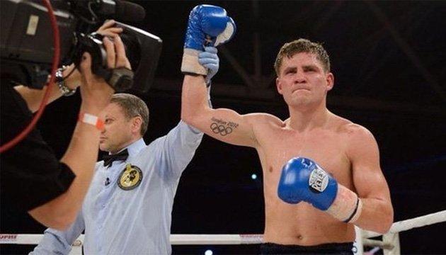 Беринчик одержал победу над экс-чемпионом мира по боксу