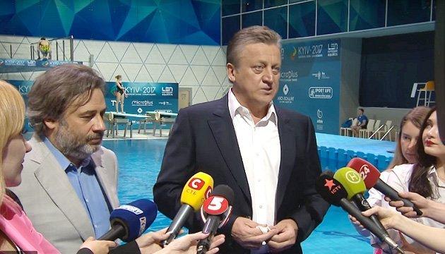 Подамо заявку на проведення в Києві чемпіонату світу серед юніорів - Лисов