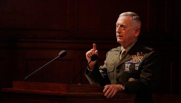 Глава Пентагона назвал условие переговоров с Пхеньяном
