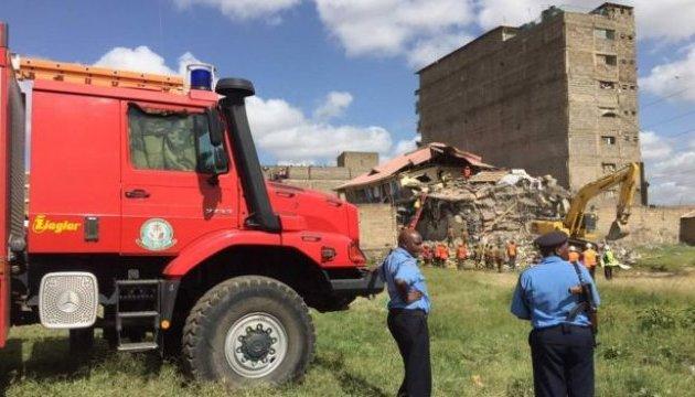 У столиці Кенії обвалилася семиповерхівка: 15 зниклих безвісти