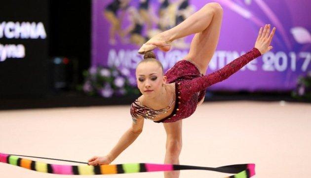 Пограничная выиграла чемпионат Украины среди юниоров в многоборье