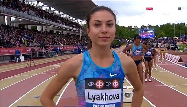 Украинские легкоатлеты завоевали четыре