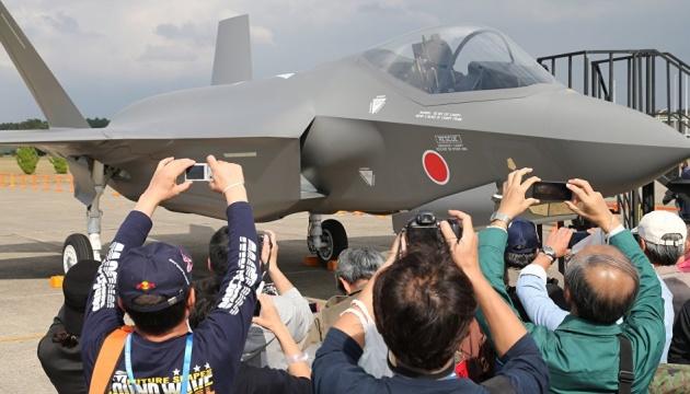 Новый японский истребитель успешно поднялся в небо