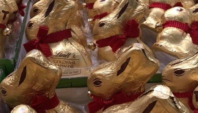 Діаспора передасть воїнам АТО та дітям-сиротам тисячу шоколадних зайців