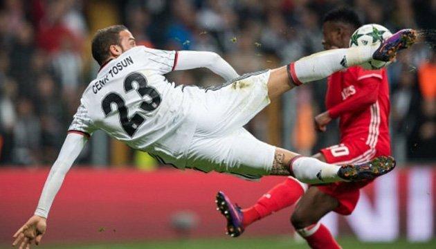 УЄФА визначив найкращий гол Ліги чемпіонів-2016/17