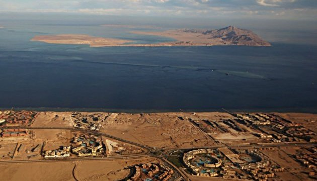 Египет отдал Саудовской Аравии два острова