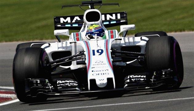 Формула-1: Масса вернулся в