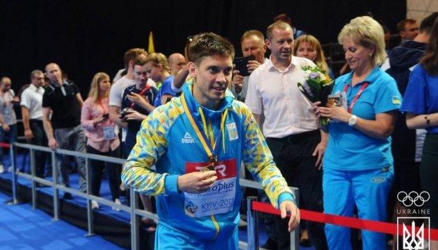 Чемпіонат Європи зі стрибків у воду: Кваша і Долгов спробують виграти друге «золото»