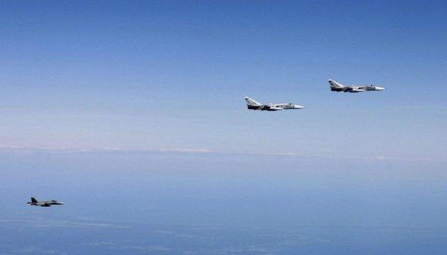 У границ Финляндии заметили российские самолеты