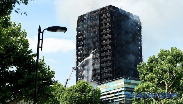 В Лондоне после пожара в GrenfellTower насчитали 65 пропавших без вести