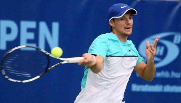 Украинец Молчанов вышел в парный полуфинал турнира в Италии