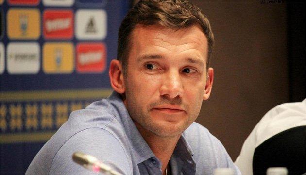 К Павелко есть полное доверие - Андрей Шевченко