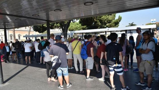 Черная пятница: итальянские транспортники объявили забастовку