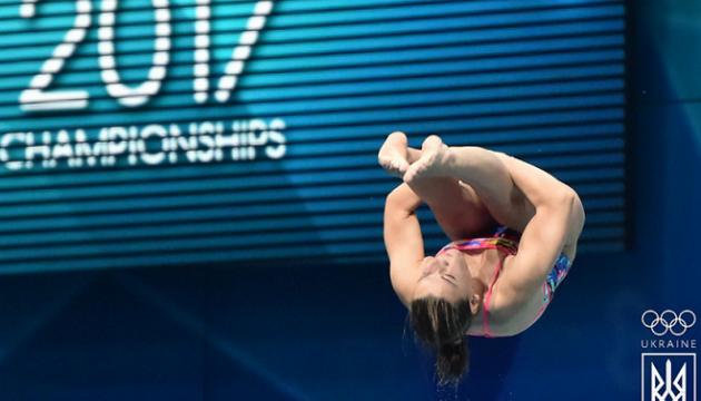 Люлько і Долгов стали четвертими у міксті на чемпіонаті Європи зі стрибків у воду