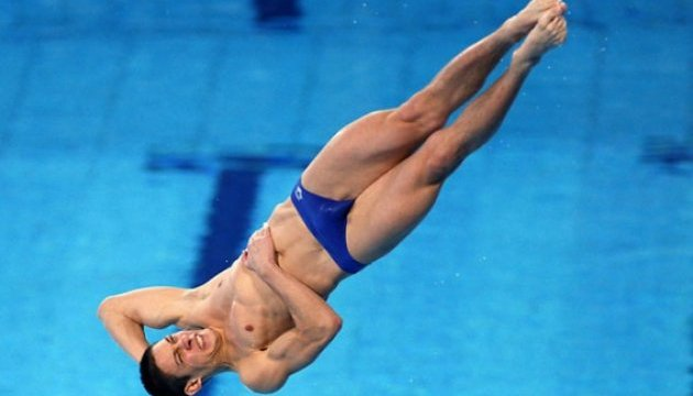 Українскі стрибуни у воду здобули дві європейські медалі на 3-метровому трампліні