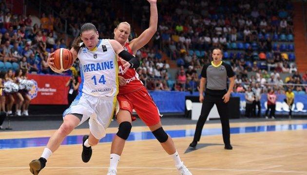 Украина обыграла Чехию на старте Евробаскета-2017