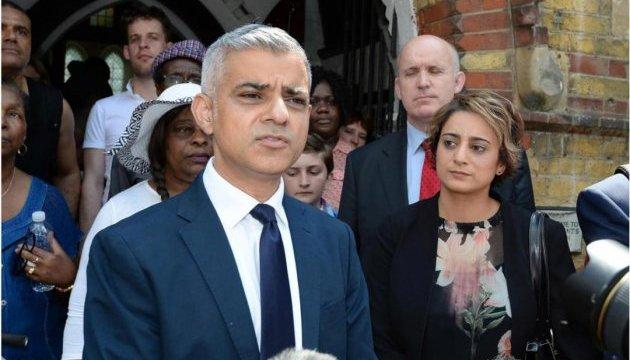 Мер Лондона не хоче