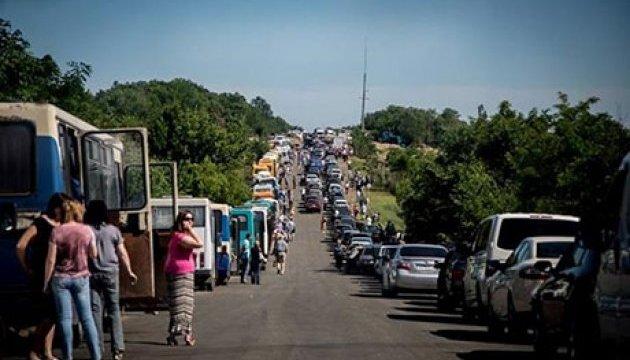 В «ЛНР» зріс попит настарі закордонні паспорти України
