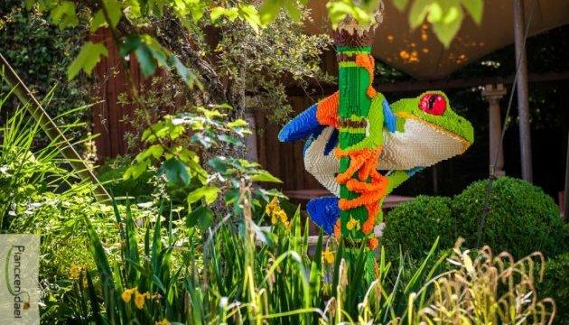 У зоопарку Бельгії оселилися рідкісні тварини з Lego