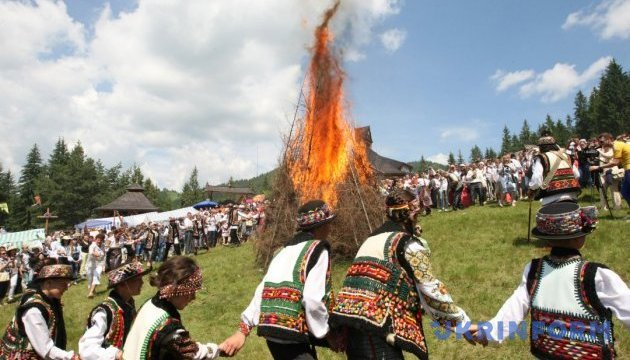 На Франківщині проведуть свято «Полонинське літо – 2018»