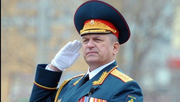 ГПУ оголосила про підозру заступнику начальника генштабу РФ за Іловайський котел