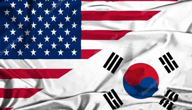 США та Корея почали спільні військові навчання