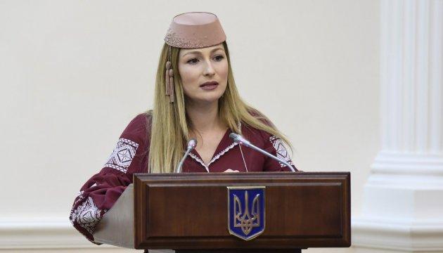 Джапарова вважає відновлення мовлення на Донбасі не політичним питанням