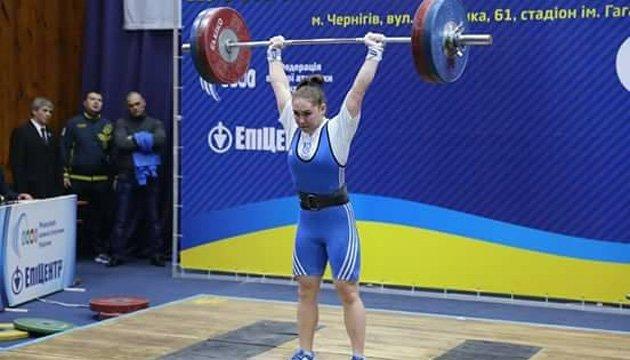 Важкоатлетка Панова – призерка юніорського чемпіонату світу в Токіо
