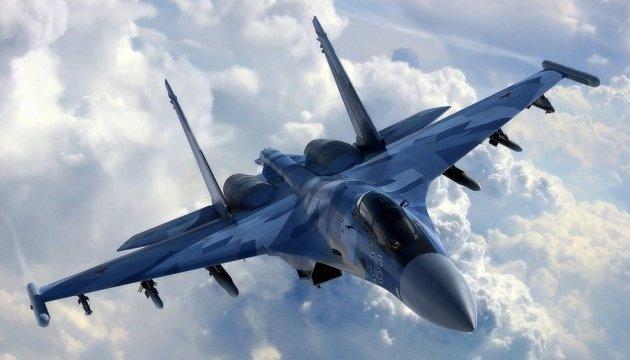 Истребитель РФ пролетел в полутора метрах от американского самолета-разведчика - СМИ