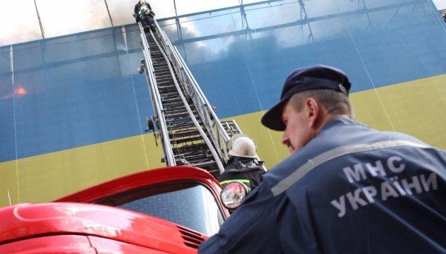 Киян попереджають про надзвичайну пожежну небезпеку