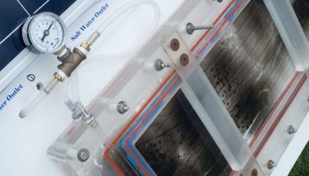 Американці навчилися опріснювати воду сонячною енергією