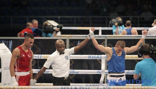 Чемпіонат Європи з боксу: Шість українців вийшли в півфінал
