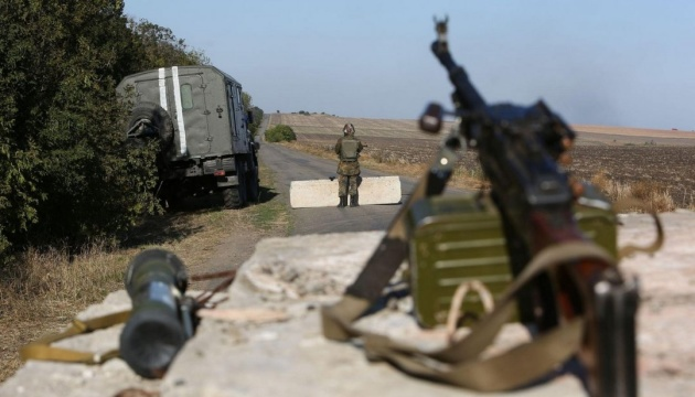 16 Angriffe des Feindes binnen 24 Stunden, ein Soldat verletzt