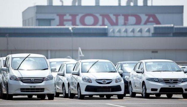 Honda відкликає 130 тисяч автомобілів