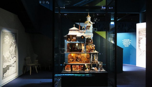 Єдиний у світі музей мумі-тролів знову приймає відвідувачів