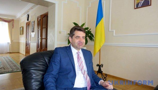 Сущенко является примером несокрушимости - посол Перебыйнис