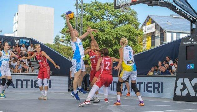 Украина обыграла Австрию на старте квалификации Евро-2017 по баскетболу 3х3