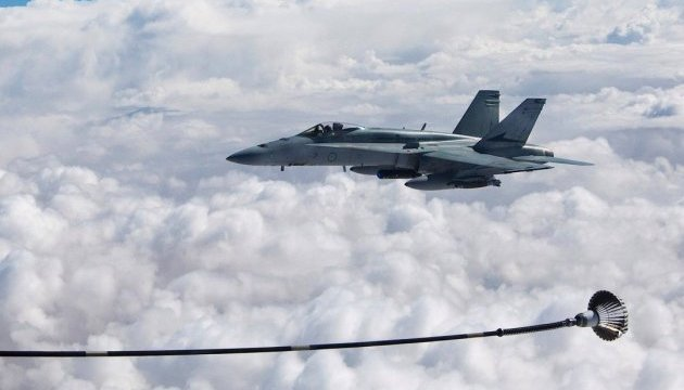 Австралийская авиация возобновит боевые вылеты в Сирии
