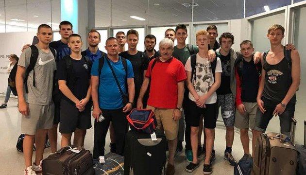 Кадетская сборная Украины по баскетболу сыграет на турнире в Греции