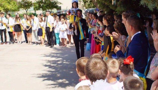 Українська школа Малаги відзначила 10-річний ювілей
