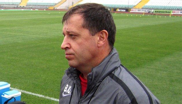 Луньов нічим не гірший за бразильців - головний тренер ФК