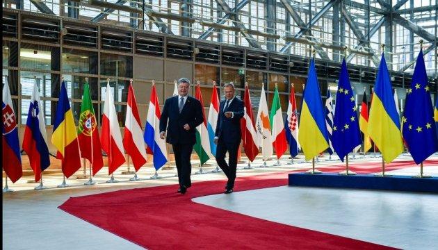 Туск зробив заяву українською: Українці заслуговують на визнання Європою своїх заслуг