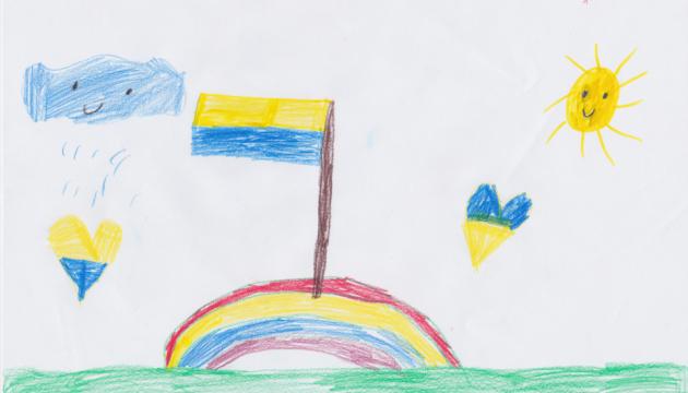 Діти з різних країн світу підтримали малюнками українських політв'язнів