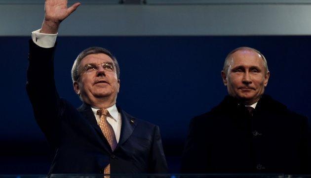 Президент МОК: Россию ждут санкции за допинг в Сочи