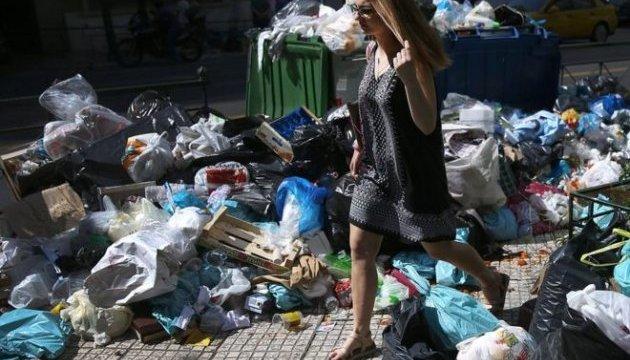 В Парижі штрафуватимуть за залишене сміття