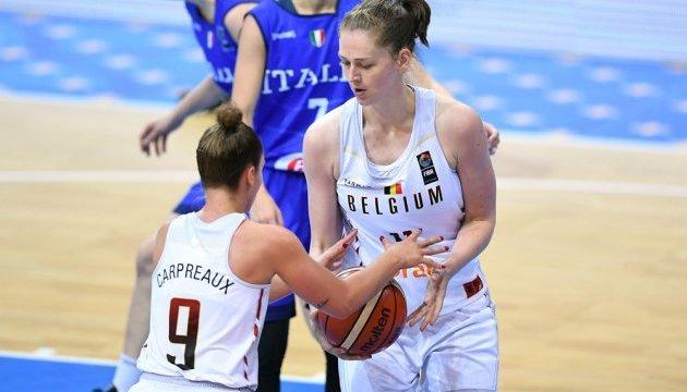 Бельгія і Греція стали першими півфіналістами жіночого Євробаскету-2017